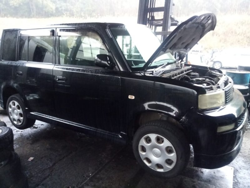 Бампер Toyota Bb NCP30 1NZ 2000 передний