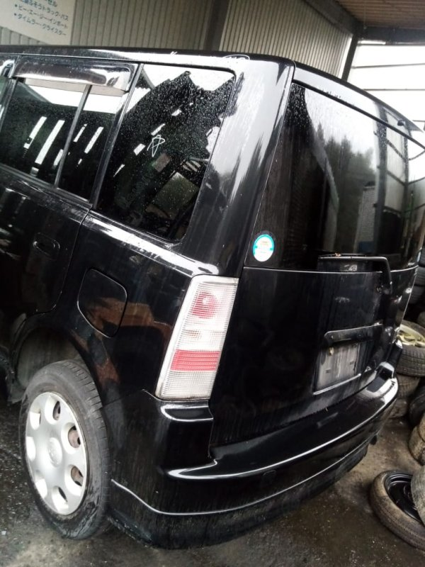 Бампер Toyota Bb NCP30 1NZ 2000 задний