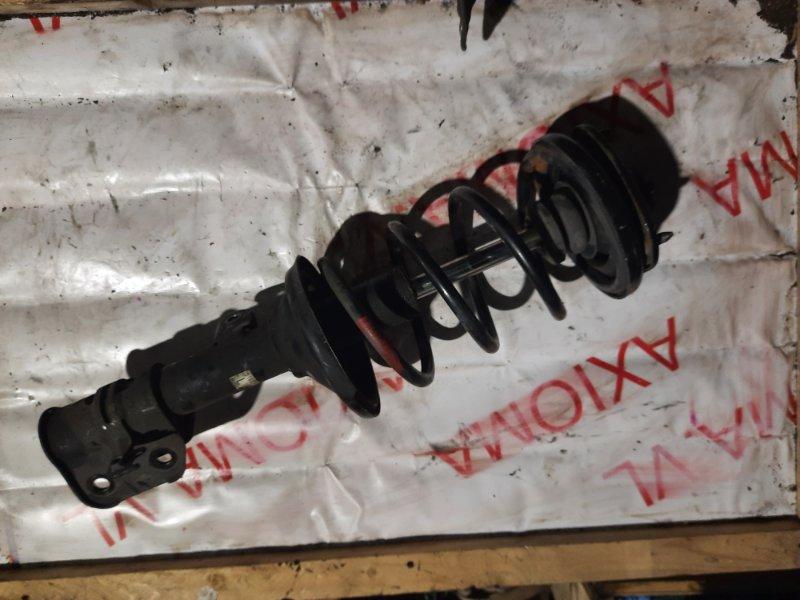 Стойка подвески Honda Stepwgn RF4 K20A 2001 передняя левая