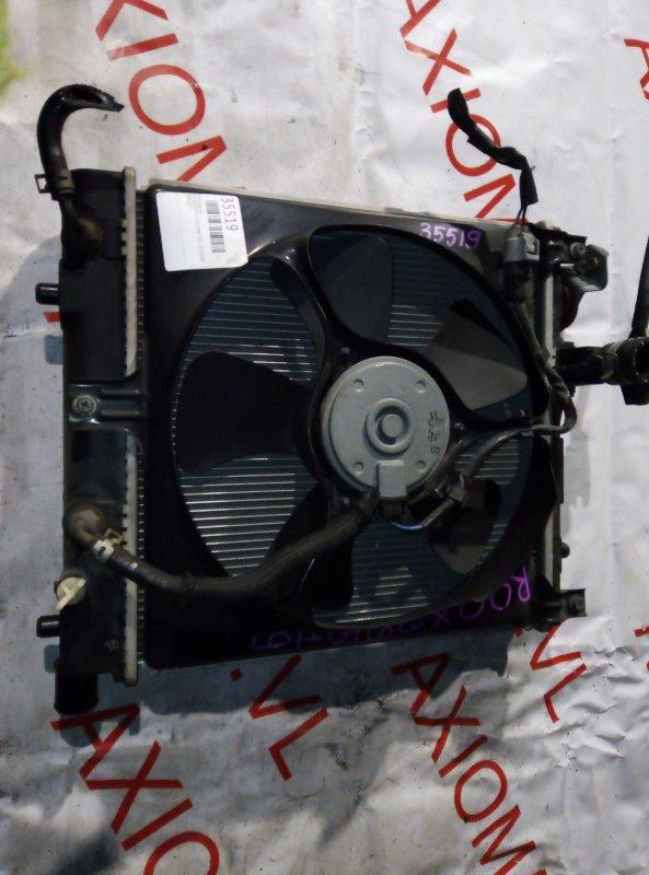 Радиатор двс Nissan Roox ML21S K6A 2011