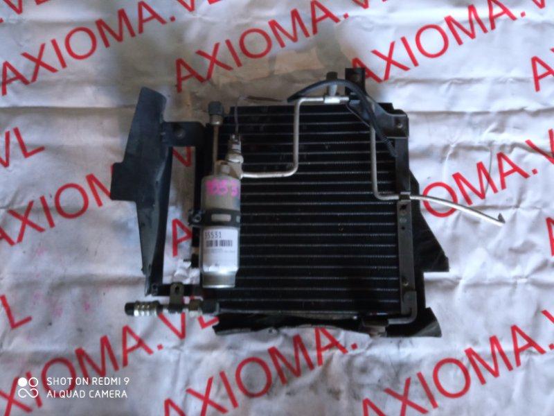 Радиатор кондиционера Daihatsu Mira L510S EF 1994