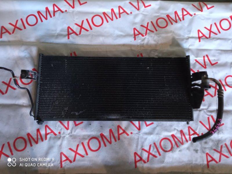 Радиатор кондиционера Nissan Sunny B14 GA15 1993