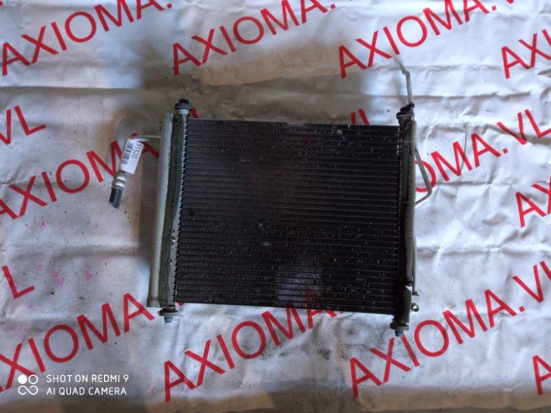 Радиатор кондиционера Nissan Roox ML21S K6A 2011