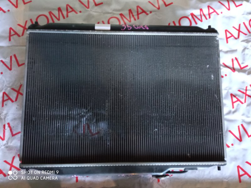 Радиатор кондиционера Honda Stepwgn RG1 K20A 2005