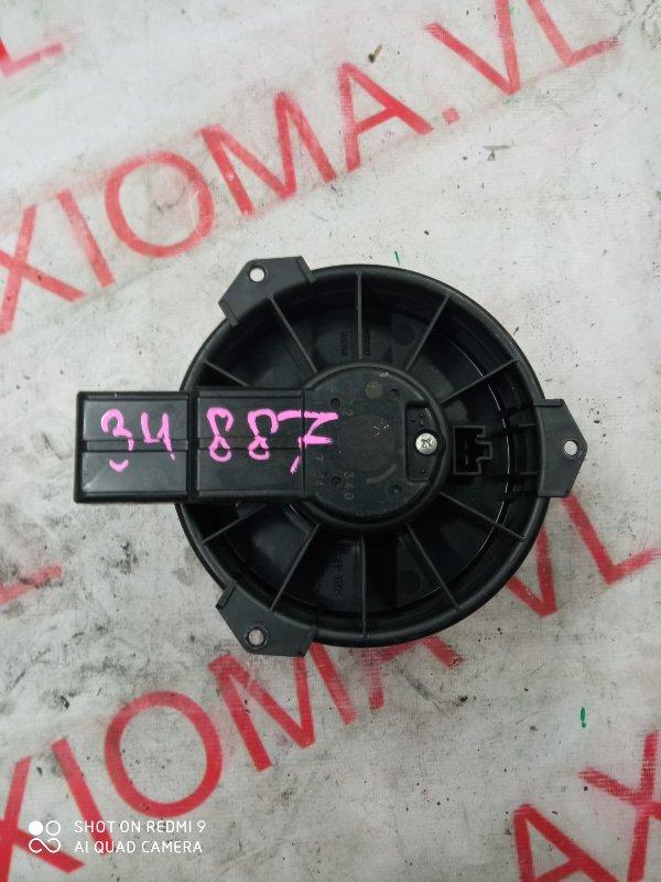 Мотор печки Mitsubishi Ek Wagon H82W 3G83 2006
