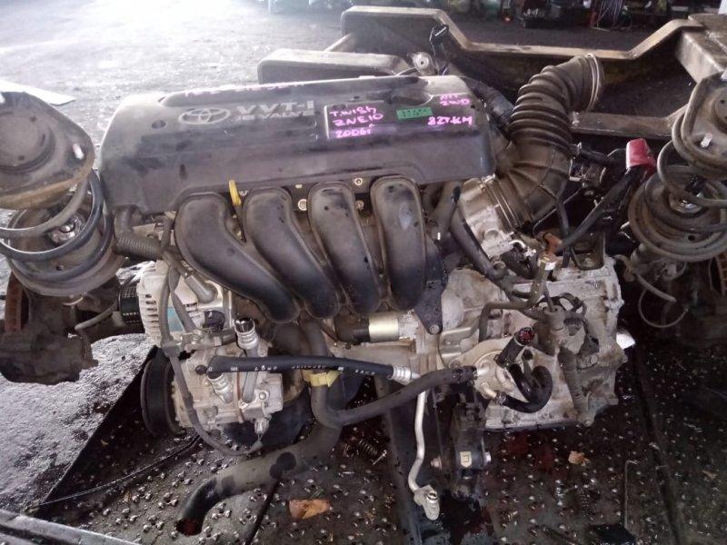 Акпп Toyota Wish ZNE10 1ZZ 2003
