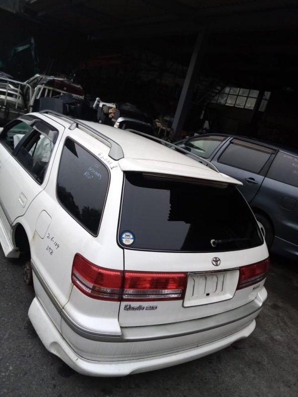 Бампер Toyota Mark Ii Qualis MCV20 1MZ 1997 задний