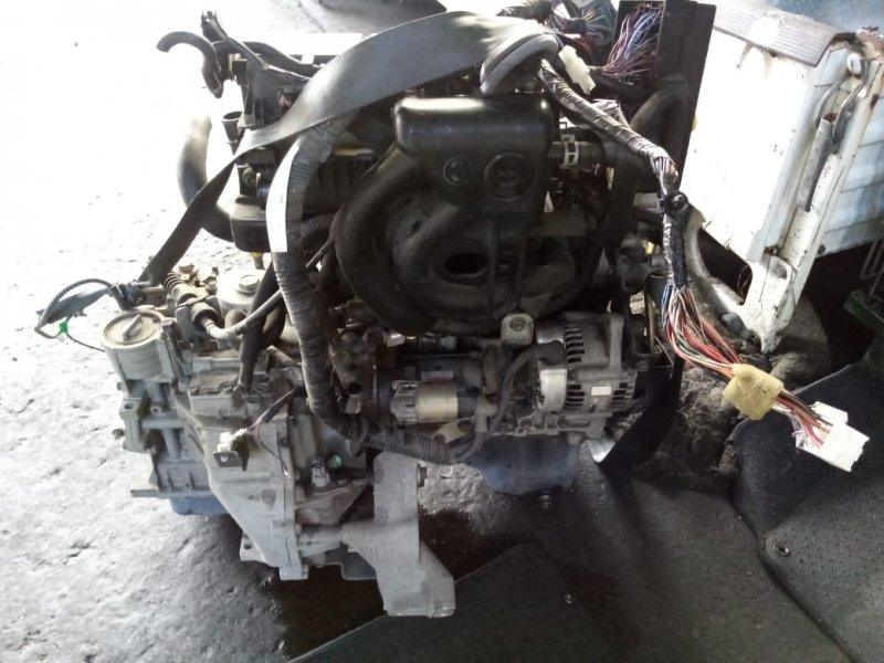 Акпп Mazda Spiano HF21S K6A 2002