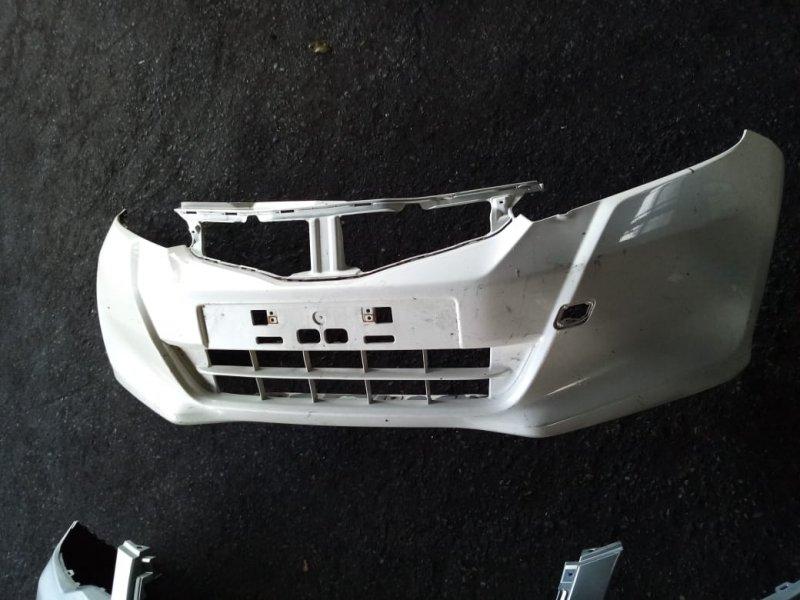 Бампер Honda Fit GE6 L13A 2010 передний