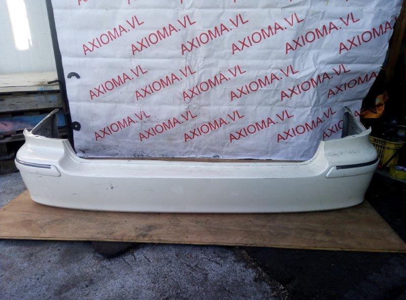 Бампер Honda Odyssey RA5 J30A 1997 задний