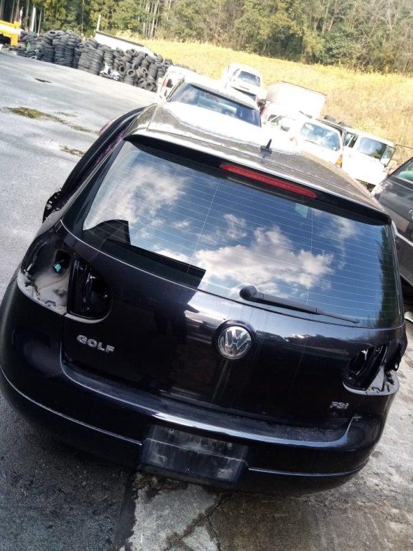 Бампер Volkswagen Golf 1K1 BLF 2003 задний
