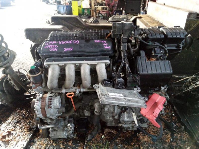 Акпп Honda Freed GB4 L15A 2008