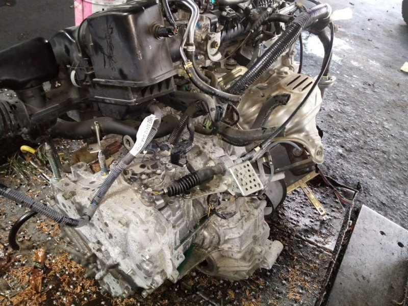 Акпп Honda Fit GD1 L13A 2001