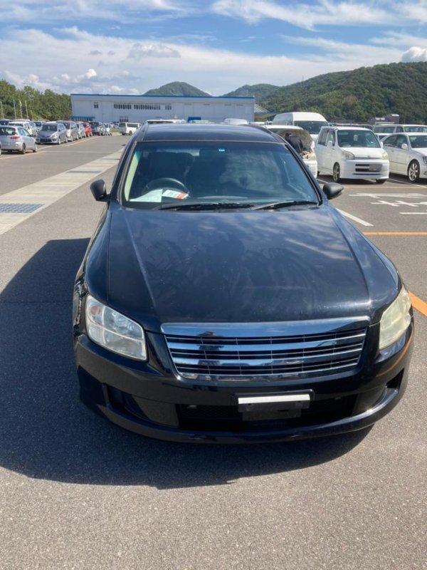 Капот Nissan Stagea M35 VQ25 2001