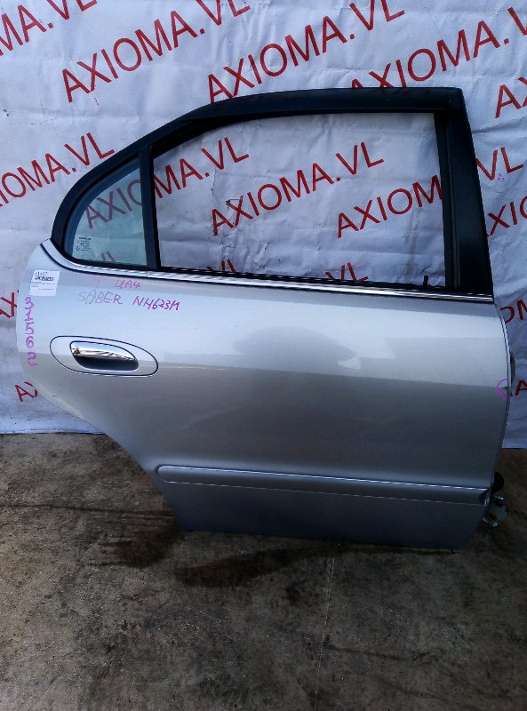 Дверь Honda Saber UA4 J32A 1998 задняя правая