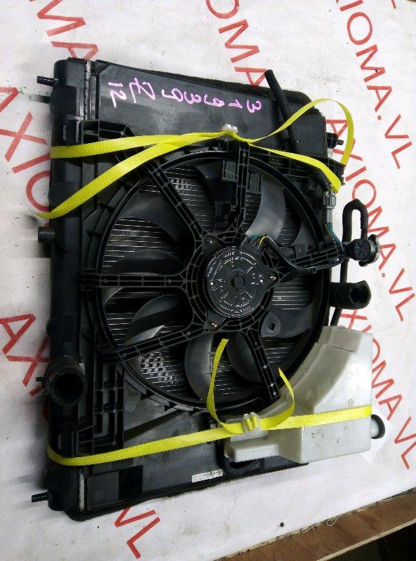 Радиатор двс Nissan Cube Z12 HR15 2008