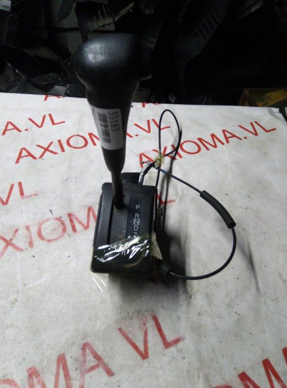 Селектор акпп Suzuki Alto HA12S K6A 1998