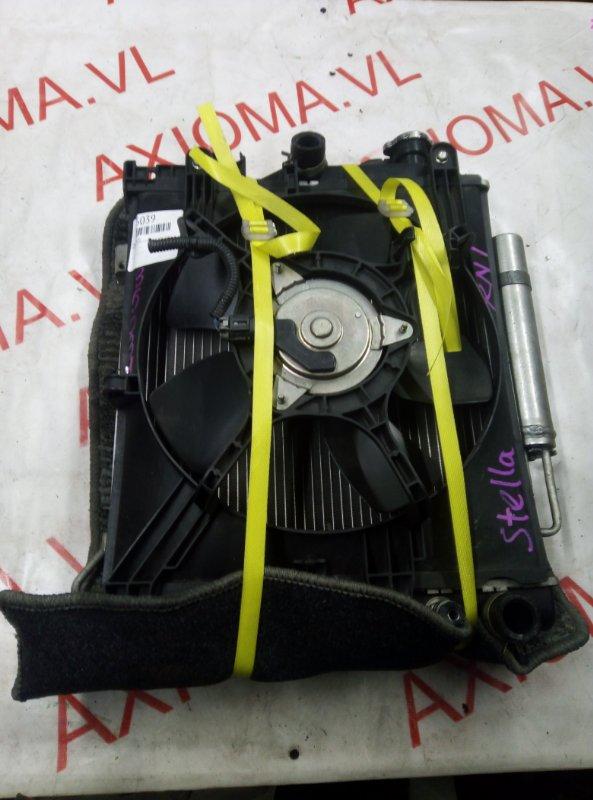 Радиатор двс Subaru Stella RN1 EN07 2006