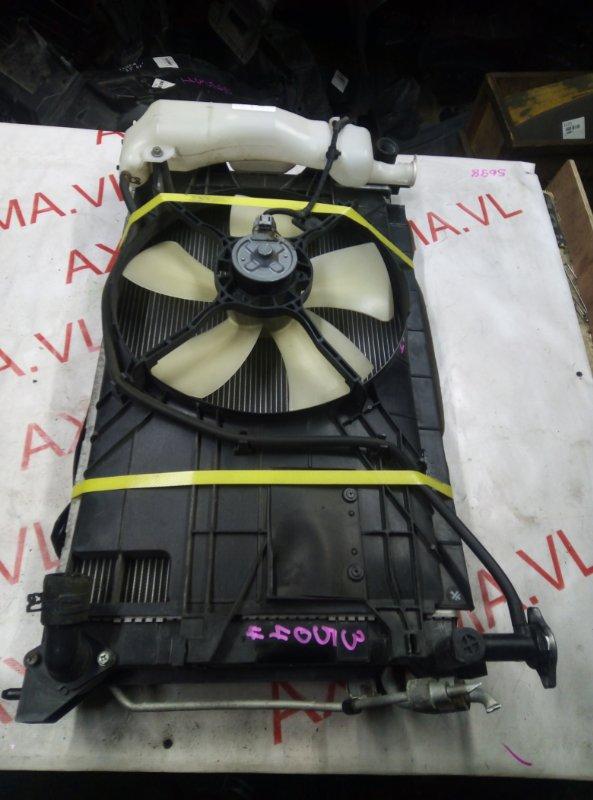 Радиатор двс Mitsubishi Colt Z21A 4A90 2002