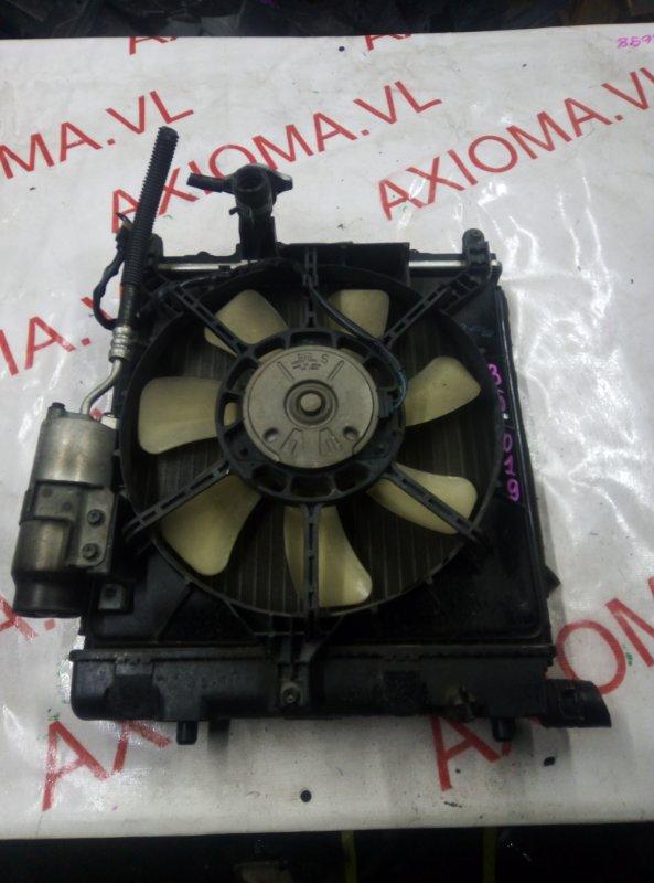 Радиатор двс Suzuki Alto HA12S F6A 1998
