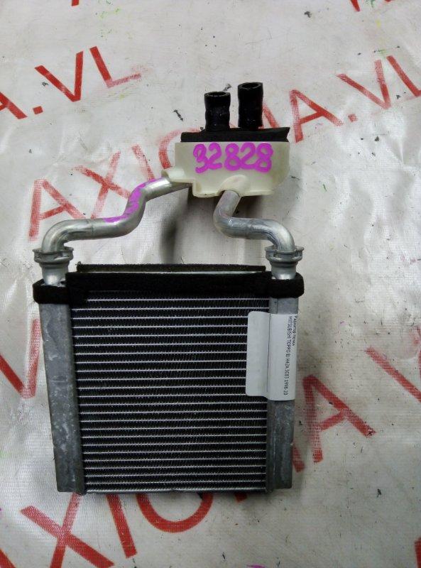 Радиатор печки Mitsubishi Toppo Bj H42A 3G83 1998