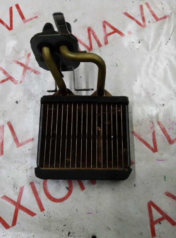 Радиатор печки Mitsubishi Pajero Mini H56A 4A30 1994