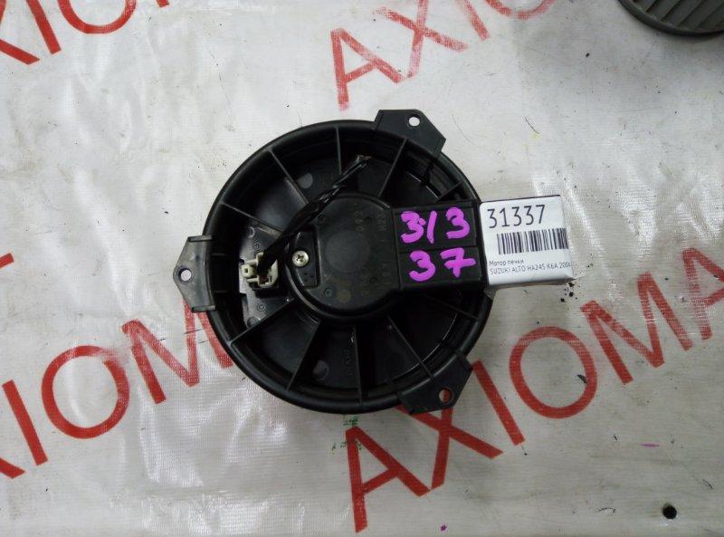 Мотор печки Suzuki Alto HA24S K6A 2004