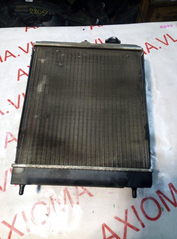 Радиатор двс Mitsubishi Toppo Bj H42A 3G83 1998
