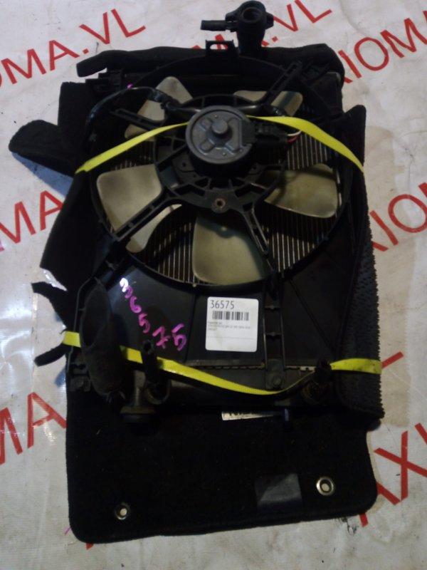 Радиатор двс Toyota Passo QNC10 1KR 2004