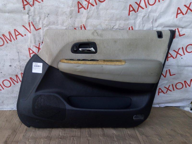 Обшивка дверей Honda Odyssey RA9 J30A 1999 передняя правая