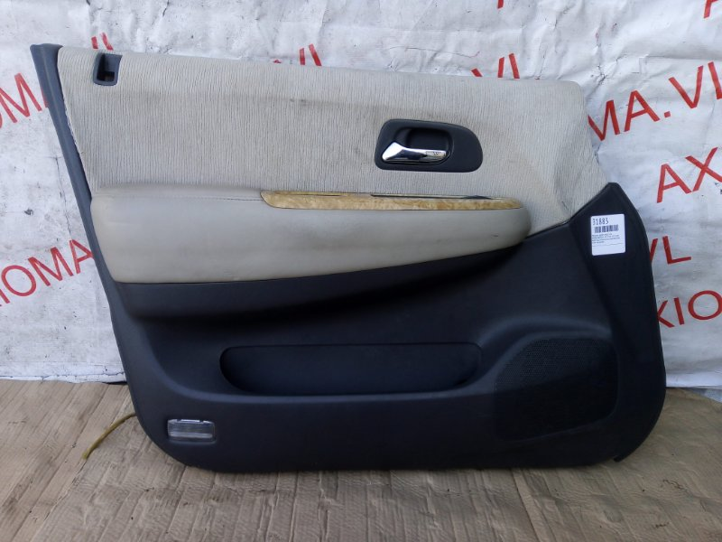Обшивка дверей Honda Odyssey RA9 J30A 1999 передняя левая