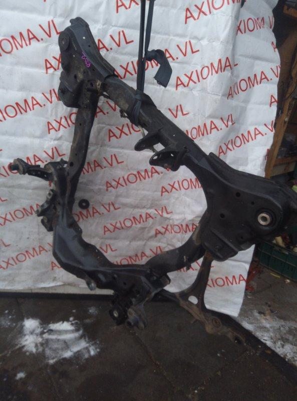 Балка под двс Honda Odyssey RB2 K24A 2003
