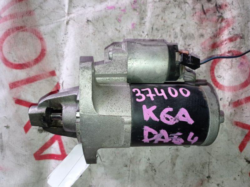 Стартер Suzuki Every DA64V K6A 2005