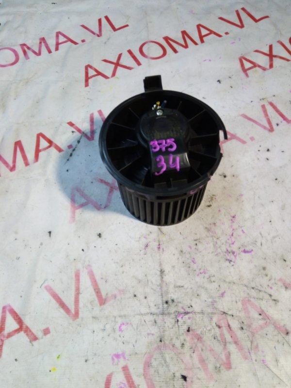 Мотор печки Nissan Cube Z12 HR15 2004