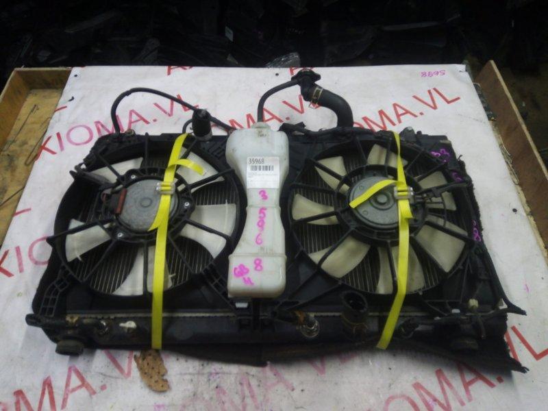 Радиатор двс Honda Freed GB4 L15A 2008