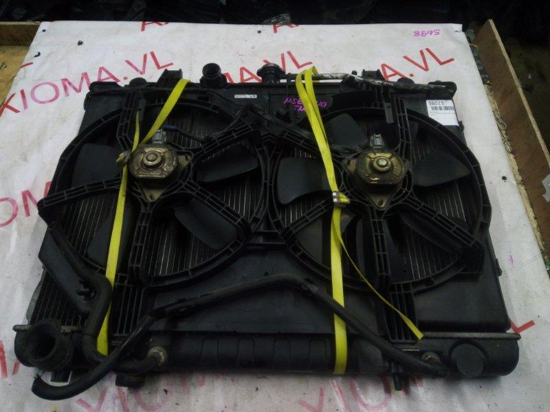 Радиатор двс Nissan Serena C24 QR20 2001