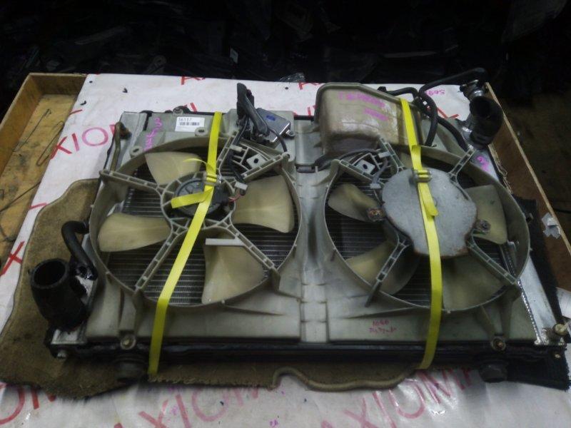 Радиатор двс Toyota Alphard MNH10 1MZ 2005