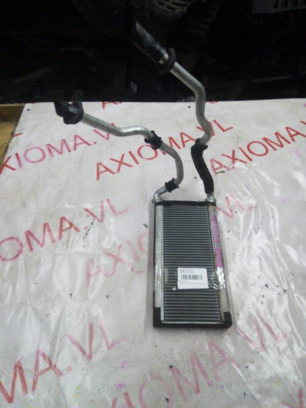 Радиатор печки Toyota Altezza GXE10 1G 1998