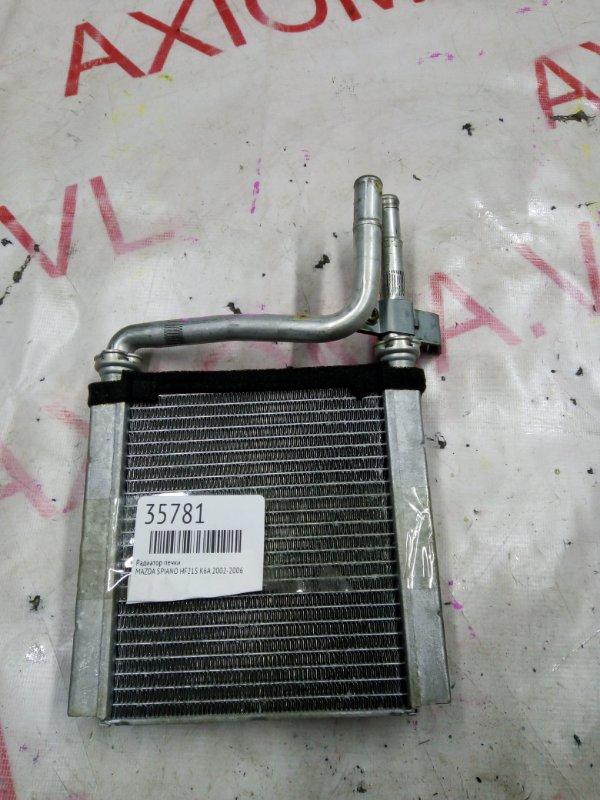 Радиатор печки Mazda Spiano HF21S K6A 2002