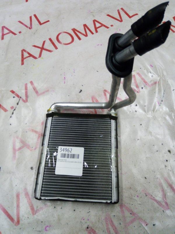 Радиатор печки Mitsubishi Colt Z21A 4A90 2004