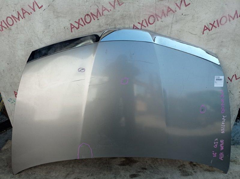 Капот Honda Airwave GJ1 L15A 2001