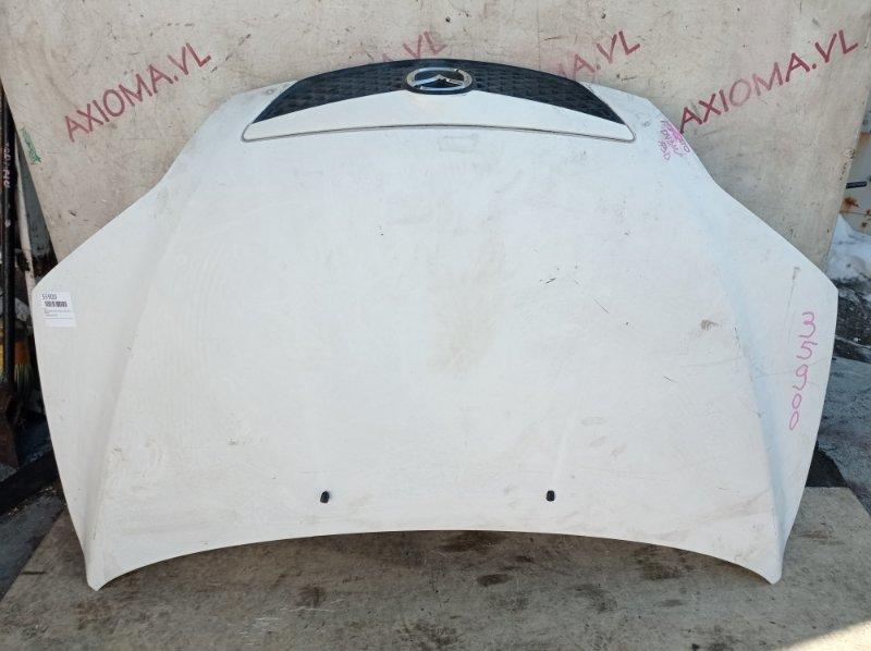 Капот Mazda Demio DY3W ZJ 2002