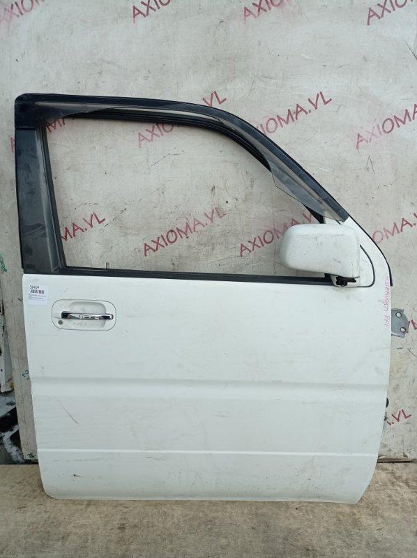 Дверь Honda Stepwgn RF1 B20B 1996 передняя правая
