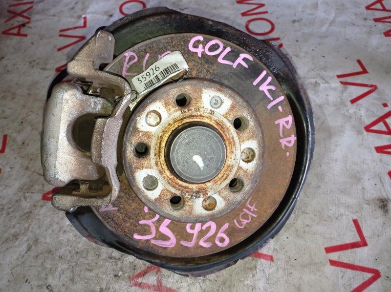 Ступица Volkswagen Golf 1K1 BLF 2003 задняя правая