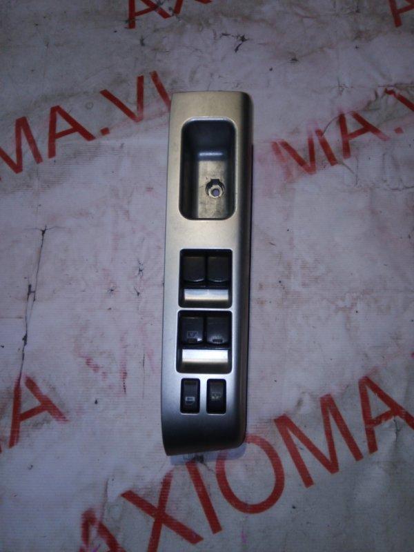 Пульт стеклоподъемника Nissan Lafesta B30 MR20 2004 передний правый