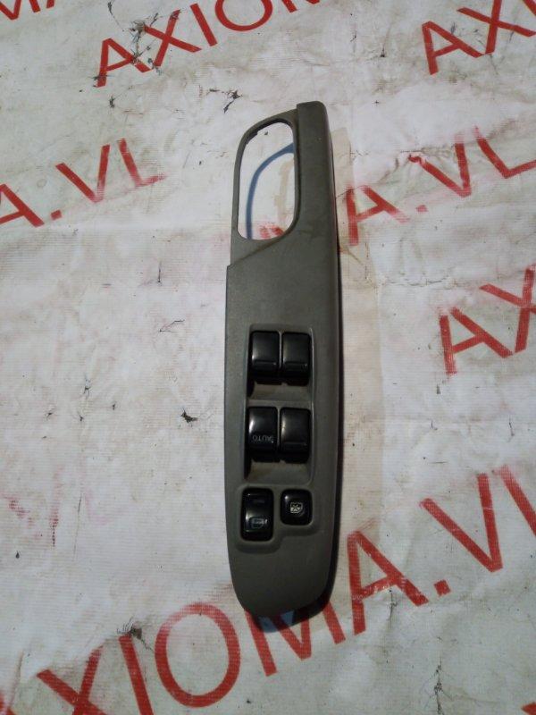 Пульт стеклоподъемника Nissan Serena C24 SR20 1999 передний правый