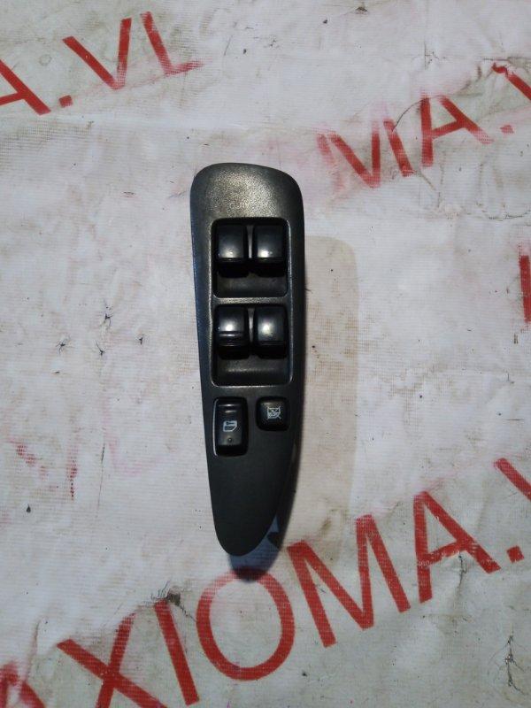 Пульт стеклоподъемника Toyota Alphard MNH10 1MZ 2005 передний правый