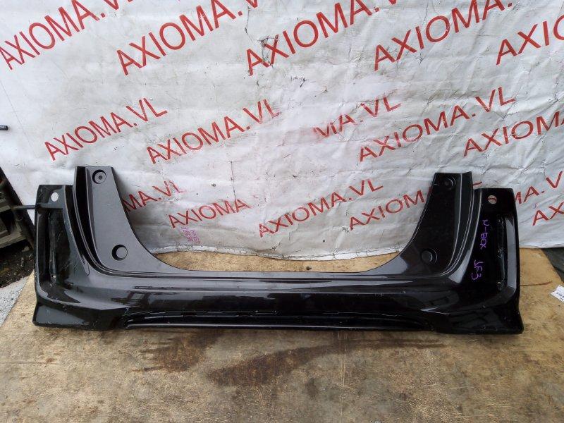 Бампер Honda N-Box JF3 S07B 2017 задний