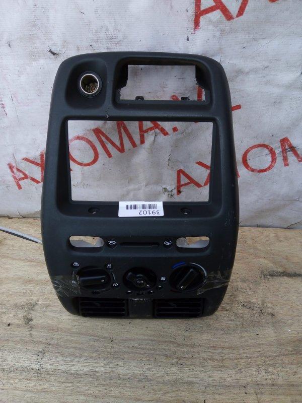 Климат-контроль Suzuki Wagon R Plus MA63S K10A 1999