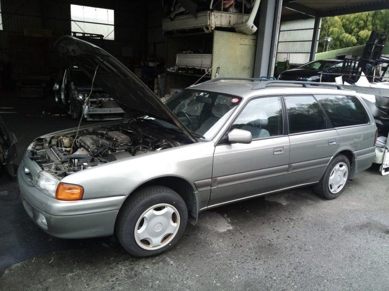 Дверь Mazda Capella GV8W F8 1994 задняя левая